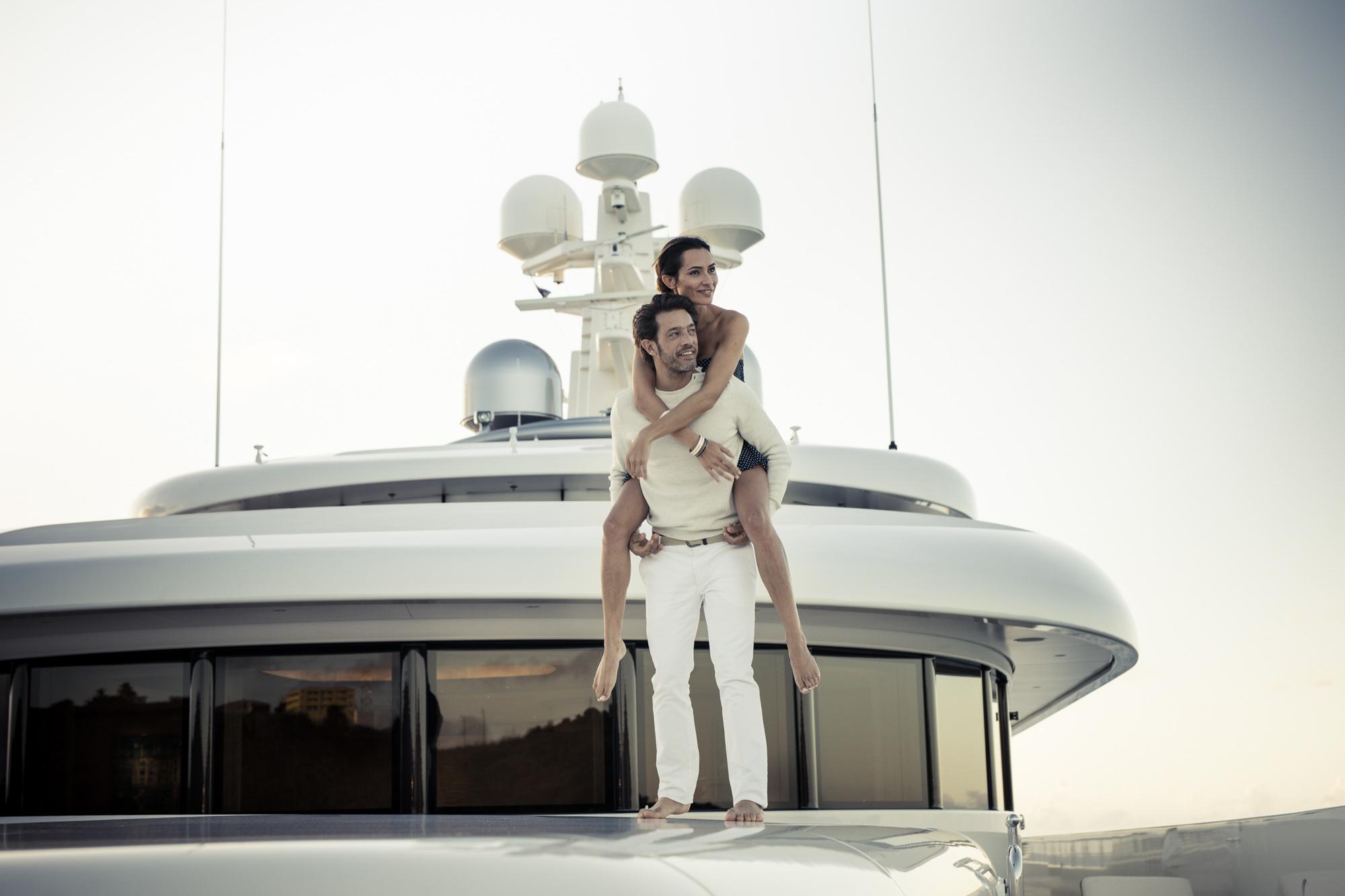 Superyachts Lifestyle Guillaume Plisson